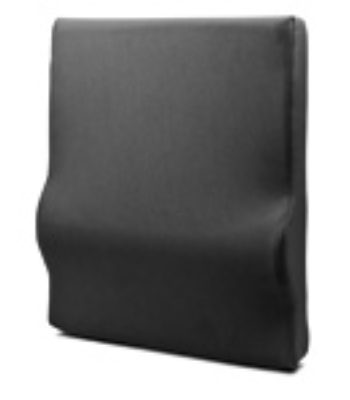 LUMBAR CUSHION (FOAM) 22X19 LUMEX