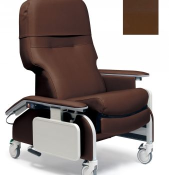 RECLINER DROP ARM CHESTNUT CA133 LUMEX