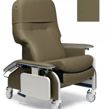 RECLINER DROP ARM EUCALYPTUS CA133 LUMEX