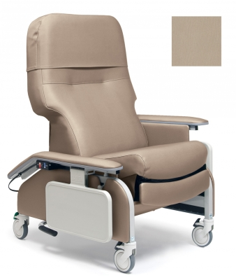 RECLINER DROP ARM SLV TAUPE CA133 LUMEX
