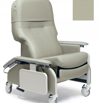 RECLINER DROP ARM SLV SAGE CA133 LUMEX