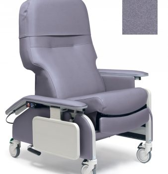 RECLINER DROP ARM PERIWINKLE CA133 LUMEX