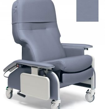 RECLINER DROP ARM STEEL GREY CA133 LUMEX