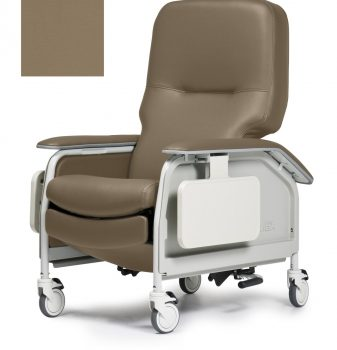 RECLINER DLX CL CARE TAUPE CA133 LUMEX