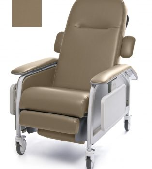 RECLINER CL CARE TAUPE CA133 LUMEX