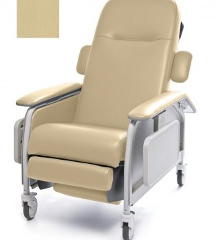 RECLINER CL CARE SLV CHAMPAGNE CA133 LUMEX