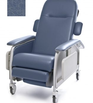 RECLINER CL CARE STEEL BLUE CA133 LUMEX