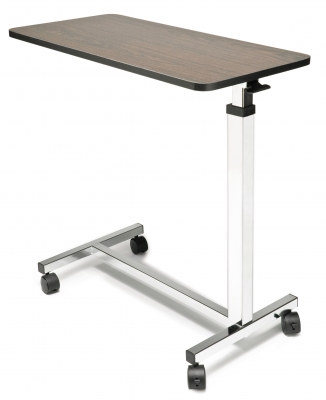 OVERBED TABLE, NON-TILT LUMEX
