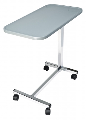 OVERBED TABLE PLASTIC NON-TILT LUMEX