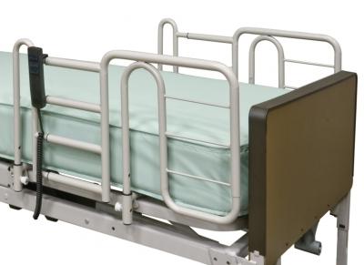 BED RAILS LBRTY HALF NO GAP HI NON-CLAMP ON