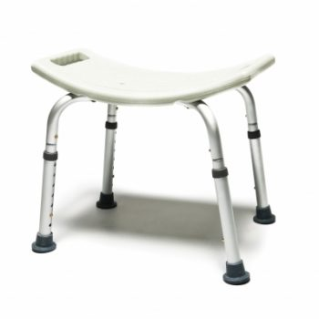 KNOCK-DOWN BATH SEAT WO/BACK LUMEX
