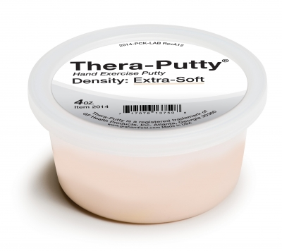 THERA-PUTTY 4 OZ X-SOFT BEIGE LUMEX