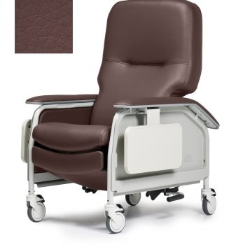 RECLINER DLX CL CARE BURGUNDY CA-133, LUMEX