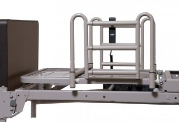 BED RAILS LBTY QUARTER RAIL HI LUMEX