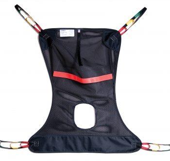 FULL BODY SLING MESH/CMD MED LUMEX - 450 LB SAFE WORK LOAD