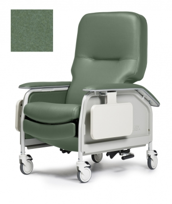 RECLINER DLX CL CARE BLUE JADE CA133 LUMEX