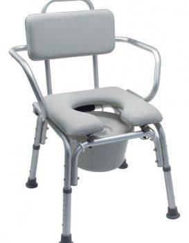 BATH SEAT PAD W/ARMS W/COM ST LUMEX