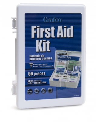 FIRST AID KIT - TRAVEL GRAFCO