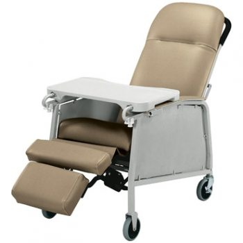 RECLINER STD 3 POS WARM TAUPE LUMEX