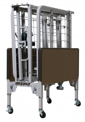 BED STORAGE CART LUMEX