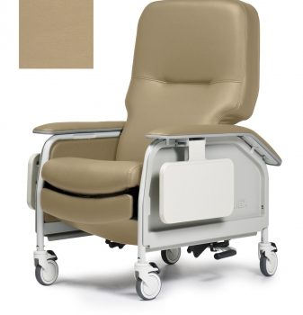 RECLINER DLX CL CARE VNTG GOLD CA133 LUMEX