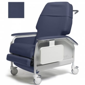 RECLINER X WD CL CARE IMP BLUE CA133 LUMEX