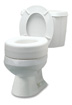 EVERYDAY RAISED TOILET SEAT LUMEX 1 EA