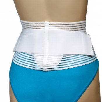 ELASTO BACK SUPPORT (M) (SIZE: MEDIUM)