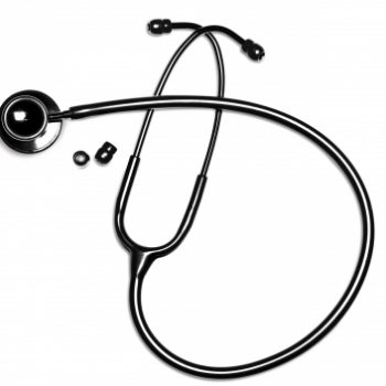 #PANASCOPE STETHOSCOPE ALL BLK LABTRON