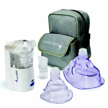 ULTRASONIC PORTABLE NEBULIZER LUMISCOPE