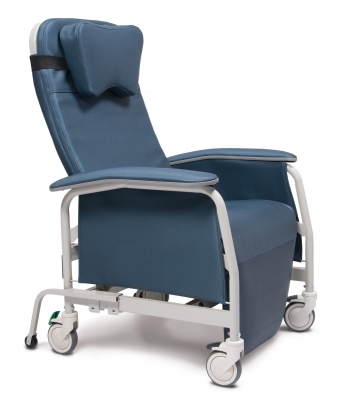 RECLINER PC XWIDE WINEBERRY CA-133, LUMEX