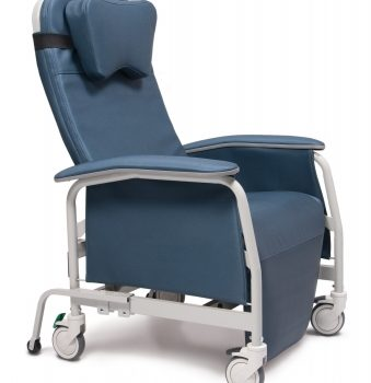 RECLINER PC XWIDE STEEL BLUE CA-133, LUMEX