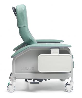 RECL DLX HEAT&MAS SAGE CA-133, LUMEX